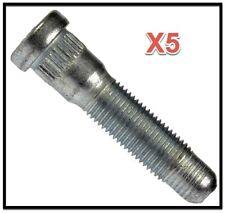 Set 5 Wheel Lug Stud Front or Rear Replace GMC OEM # 610428