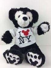 Disney Mickey Mouse Bear Black New York NY  NWT Duffy