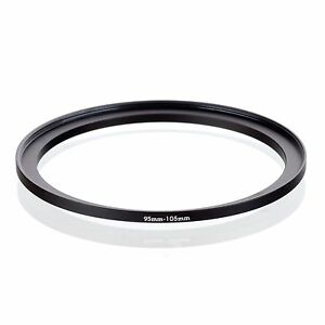 95mm-105mm 95mm to 105mm  95 -105mm Step Up Ring Filter Adapter for Camera Lens