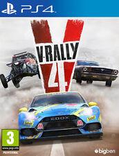 V-RALLY 4 (Guida / Racing) PS4 Playstation 4 IT IMPORT BIGBEN INTERACTIVE