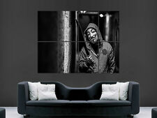 Anonymous Guy Fawkes Masque couteau art Mural grande image GIANT POSTER