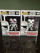 Custom Mickey Minnie Mouse Funko Pop! Star Wars Stormtrooper FN-2187 SET