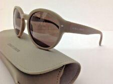 Giorgio Armani occhiale da sole mod 8005  rotondo beige €210 marrone classico