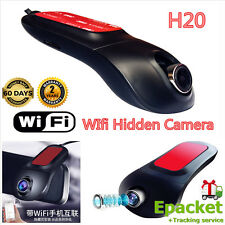 Full HD Car Wifi Hidden DVR Camera Dash Video Recorder Night Vision G-Sensor EP