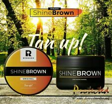 Byrokko SHINE BROWN Tanning Accelerator cream Sunbed or Outdoor Use - 190ml