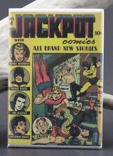 "Jackpot Comics #4 - 2"" X 3"" Fridge / Locker Magnet. Debut of Archie"