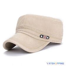 Herren Damen Basecap Kappe Unisex Retro Baseball Cap Mützen Army Cap Sport Hut