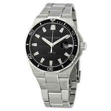 Concord Mariner Black Dial Stainless Steel Men's Watch 0320352