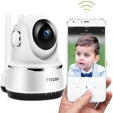 TELECAMERA CAMERA VIDEOSORVEGLIANZA HD  720P BABY MONITOR INFRAROSSI FREDI IP988