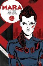 Mara by Brian Wood and Ming Doyle-Image Comics Graphic Novel-2013-1st Printing