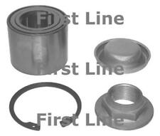FBK1072 REAR WHEEL BEARING KIT FOR PEUGEOT 307 SW GENUINE OE FIRST LINE