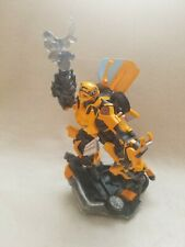 Transformers Unleashed Autobot Bumblebee Voyager Class Hero 2006 Statue