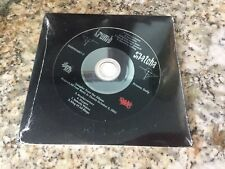 Sealed New Krumb Snatcha ‎Respect All Fear None Promo CD D&D Records Gang Starr