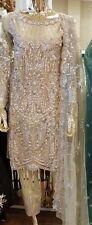 Pakistani Kameez capri fancy suit