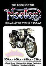 Norton Dominator Tienda Manual Servicio Reparación Libro de los Clymer Haynes
