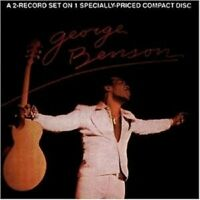 """GEORGE BENSON """"WEEKEND IN L.A."""" CD 11 TRACKS NEW"""