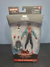 "(MILES MORALES) Marvel Legends SPIDER MAN INTO THE SPIDER-VERSE 6"" ACTION FIGURE"
