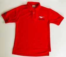 Rare Vintage 1994 Indy 500 Ford Mustang Cobra Pace Car Small Polo Shirt USA