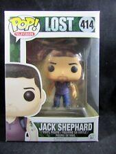 Funko Pop Television 414 Lost Jack Shephard
