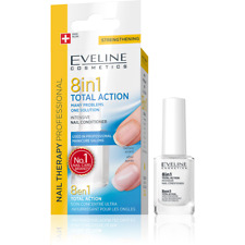 EVELINE 8 in 1 Total Action  Nail Strengthener 12ml