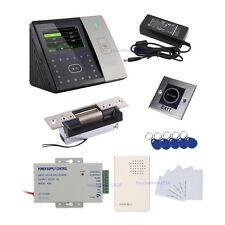 Sistemas de control de seguridad biométricos iFace701 / RFID / PIN + ANSI Strike