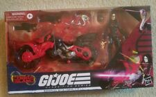 HASBRO GI JOE 6-INCH CLASSIFIED COBRA ISLAND BARONESS WITH COIL SET #13