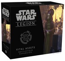 Vital Assets Battlefield Expansion Star Wars: Legion FFG NIB