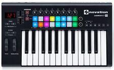 Novation LaunchKey 25 Mk2 Keyboard USB/MIDI Controller LaunchKey25