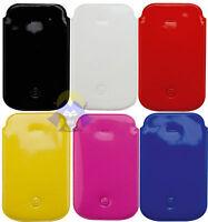 CUSTODIA Cellulare PORTACELLULARE Telefono COVER Universale FODERA x Smartphone