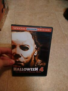 Halloween 4: The Return of Michael Myers (DVD, 2006, DiviMax Special Edition)