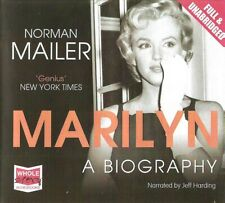 Norman Mailer - Marilyn: A Biography (9xCD Audio 2012) Unabridged