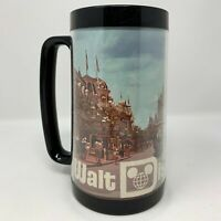 Vintage Walt Disney World Mug Thermo Serv Insulated Magic Kingdom Made in USA