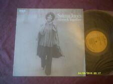 SALENA JONES-ALONE & TOGETHER JAPANESE Issue JAZZ LP