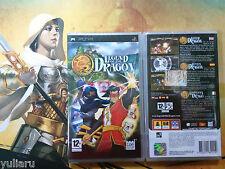 LEGEND OF THE DRAGON per SONY PSP, in italiano, nuovo