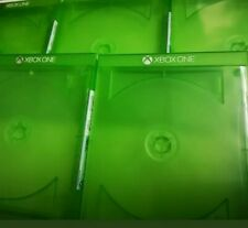 5x  XBOX ONE Official Empty Replacement cases
