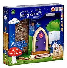 The Irish Fairy Door Company Purple Door