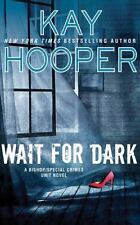 WAIT FOR DARK unabridged audio book on CD by KAY HOOPER  Brand New 8 CDs 9 Hrs
