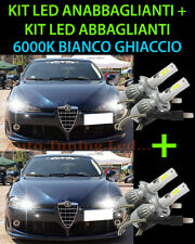 KIT LED LAMPADE ABBAGLIANTI & ANABBAGLIANTI PER ALFA ROMEO 147 -.