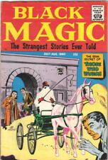 Black Magic Comic Book Vol 7 #3, Crestwood 1960 FINE