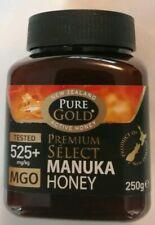 Manuka Pure Gold Premium Select Manuka Honey MGO 525 250g
