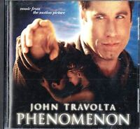 Phenomenon Music From The Motion Picture Music CD Jul-1996 Warner Bros BMG