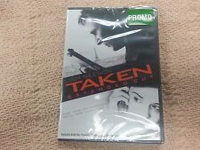 TAKEN (EXTENDED CUT) DVD BRAND NEW SEALED Free Shipping!!