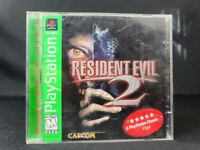 Resident Evil 2: Dual Shock (PlayStation 1, 1998)
