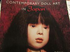 7pg Contemporary Japan Doll Art History Article  / Chieko Ogawa
