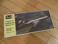 Revell 1/144 Scale Boeing 727   EUROPA  Jet Lufthansa Airlines