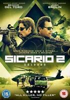 Sicario 2: Soldado [DVD] [2018] [DVD][Region 2]