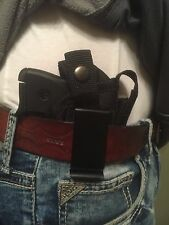 Inside Pants IWB Gun Holster with Mag Pouch For Phoenix Arms HP22 HP25