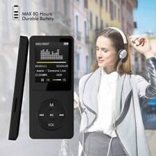Mini MP3 Player LCD Screen Support Micro SD TF Card Mp3 Electric Shock Vibrate