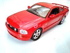 FORD MUSTANG GT 1/43 - VOITURE MINIATURE DE COLLECTION - SPORT CARS  IXO