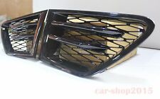 Side Grille Side Vent for RANGE ROVER Sport L320 10-13 Glossy Black LAND ROVER